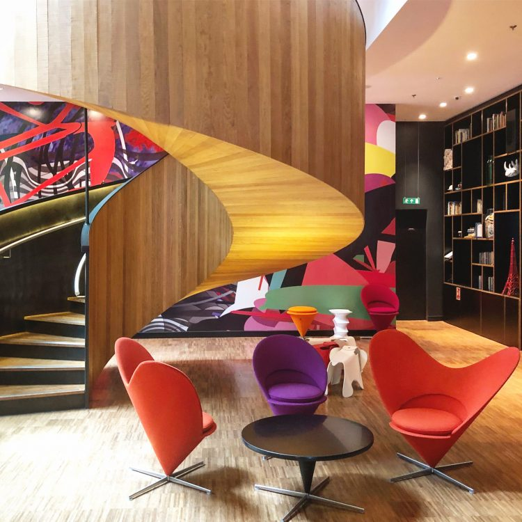 מלון בלונדון citizenM London Bankside